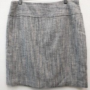 La Via Wool A-Line Skirt by Piazza Sempione